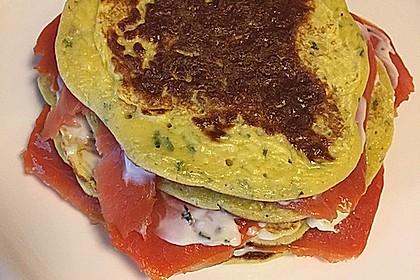 Eiweiß-Pfannkuchen 6