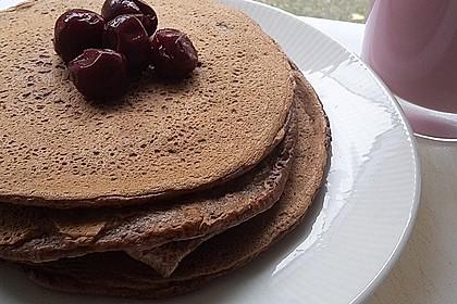 Eiweiß-Pfannkuchen 3