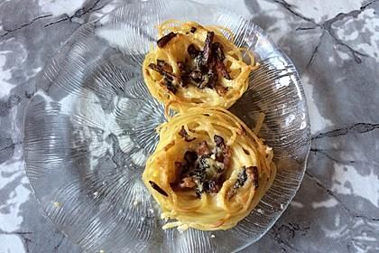 Spaghetti Carbonara-Muffins 28