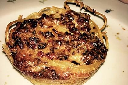 Spaghetti carbonara-Muffins 71