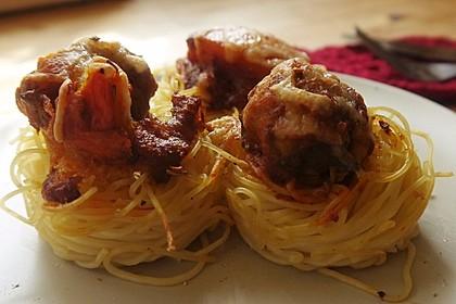 Spaghetti Carbonara-Muffins 80
