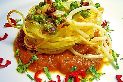 Spaghetti carbonara-Muffins 6