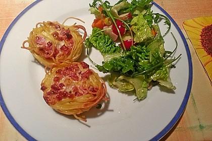 Spaghetti Carbonara-Muffins 41