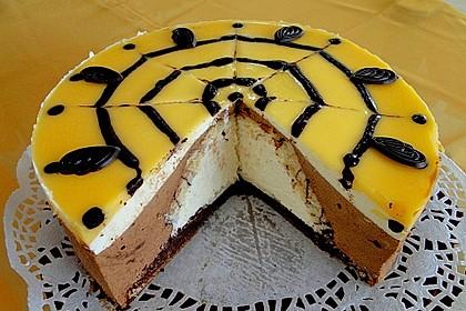 Eierlikör-Schokoladen-Torte 1