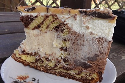 Eierlikör-Schokoladen-Torte 4