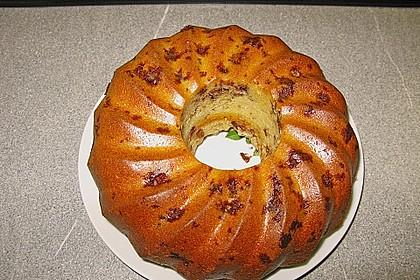 leckerer Kuchen mit Schokostückchen 1