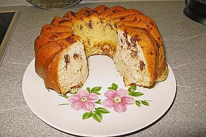 leckerer Kuchen mit Schokostückchen 2