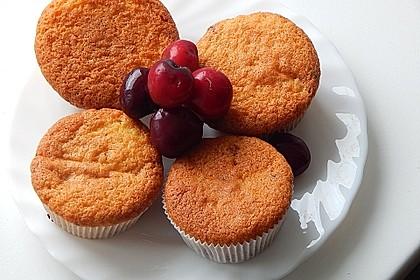 leckerer Kuchen mit Schokostückchen
