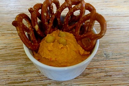 Paprika-Hummus 2