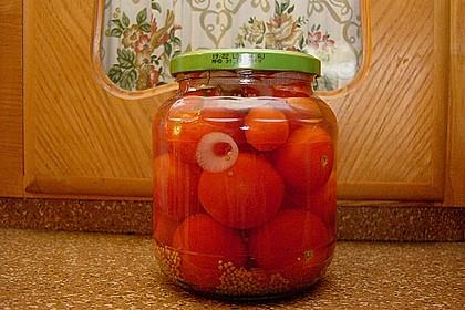 tomaten eingelegt von kartoffeljoe. Black Bedroom Furniture Sets. Home Design Ideas