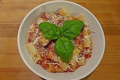 Pasta Bolognese, vegetarisch bzw. vegan 1