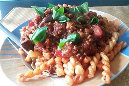 Pasta Bolognese, vegetarisch bzw. vegan 6