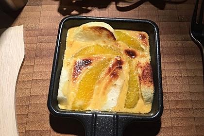 Süßes Raclette 4
