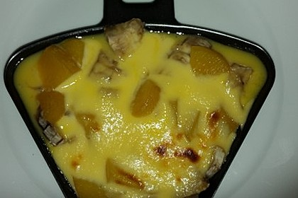 Süßes Raclette 8