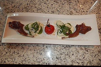 Bärlauch-Gnocchi mit frischem Bärlauch 3