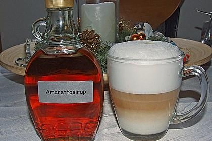 Amarettosirup 0