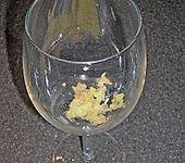 Prosecco mit Apfelsaft und Ingwer (Bild)