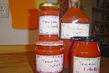 Tomatensaft & Tomatenmark