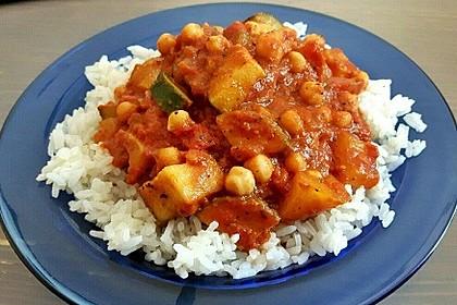 Kichererbsen-Curry 5