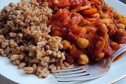 Kichererbsen-Curry 6