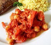 Kichererbsen-Curry (Bild)