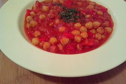 Kichererbsen-Curry 3