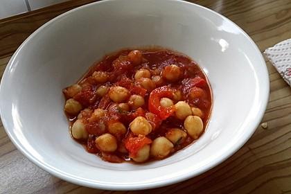 Kichererbsen-Curry 2