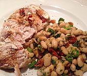 Bohnensalat mit Hühnerbrust
