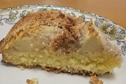 Makronen-Apfelkuchen 25