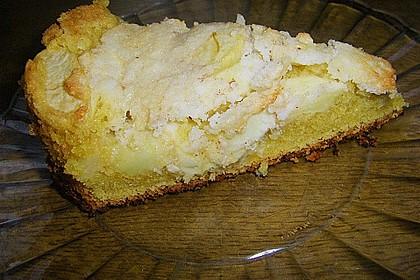 Makronen-Apfelkuchen 16