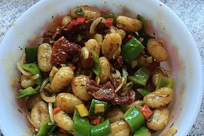Gnocchi-Salat 6