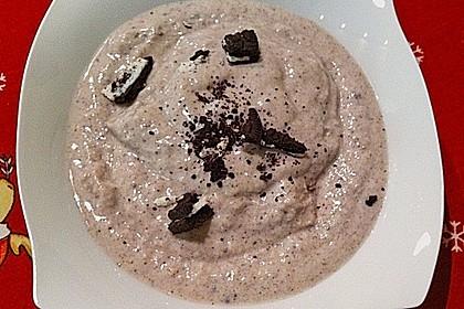 frozen joghurt oreo rezept mit bild von rooolf3. Black Bedroom Furniture Sets. Home Design Ideas
