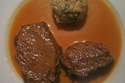 Rinderbraten im Schnellkochtopf  mit  viel Sauce 2