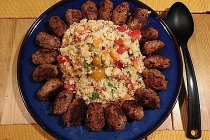 Kisir-türkischer Bulgursalat 10