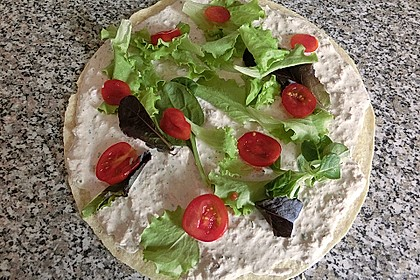 Thunfisch Wraps 6