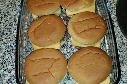 Cheeseburgerauflauf