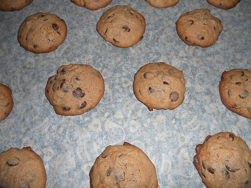 cookies schoko drops rezepte. Black Bedroom Furniture Sets. Home Design Ideas