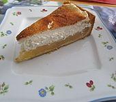 Apfel-Schmand-Kuchen mit Amaretto