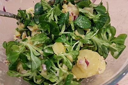 Erdäpfel-Vogerlsalat 1