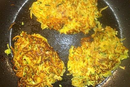 Kartoffel-Zucchini-Puffer 8