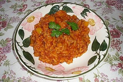 Serbisches Reisfleisch im Schnellkochtopf 3