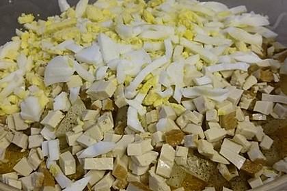 Schichtsalat low carb