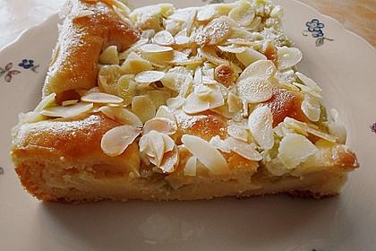 Rhabarber-Buttermilch-Quark Kuchen 5