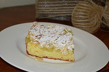 Rhabarber-Buttermilch-Quark Kuchen 2