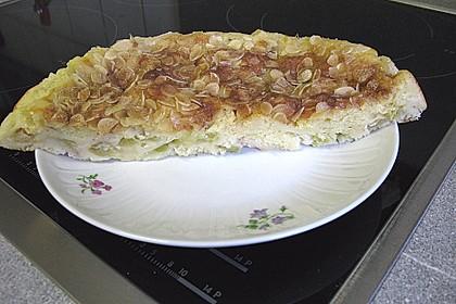 Rhabarber-Buttermilch-Quark Kuchen 6