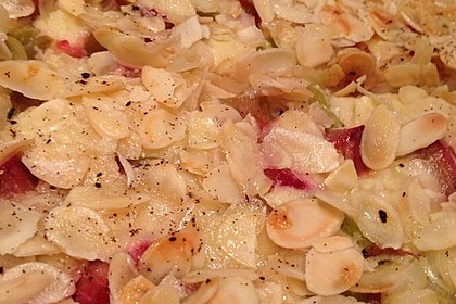 Rhabarber-Buttermilch-Quark Kuchen 1