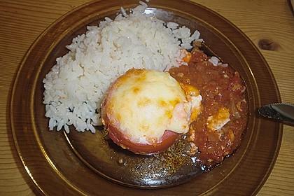 Eier im Tomatenhaus 11