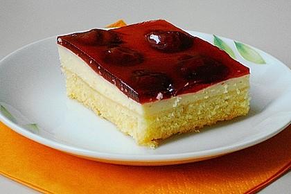 Kirsch - Schmand - Blechkuchen 11