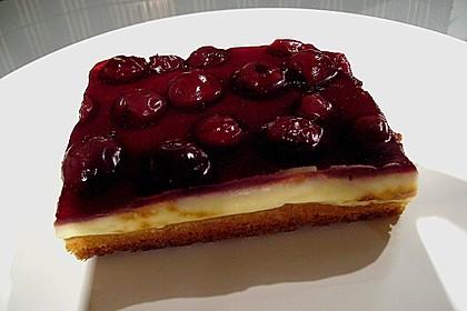 Kirsch - Schmand - Blechkuchen 39