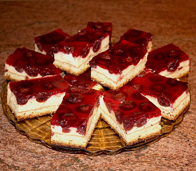 Kirsch - Schmand - Kuchen Rezept